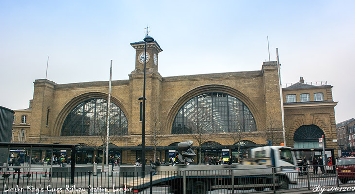London King's Cross Railway Station,London