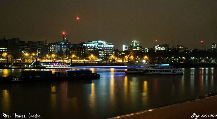 River Thames,London